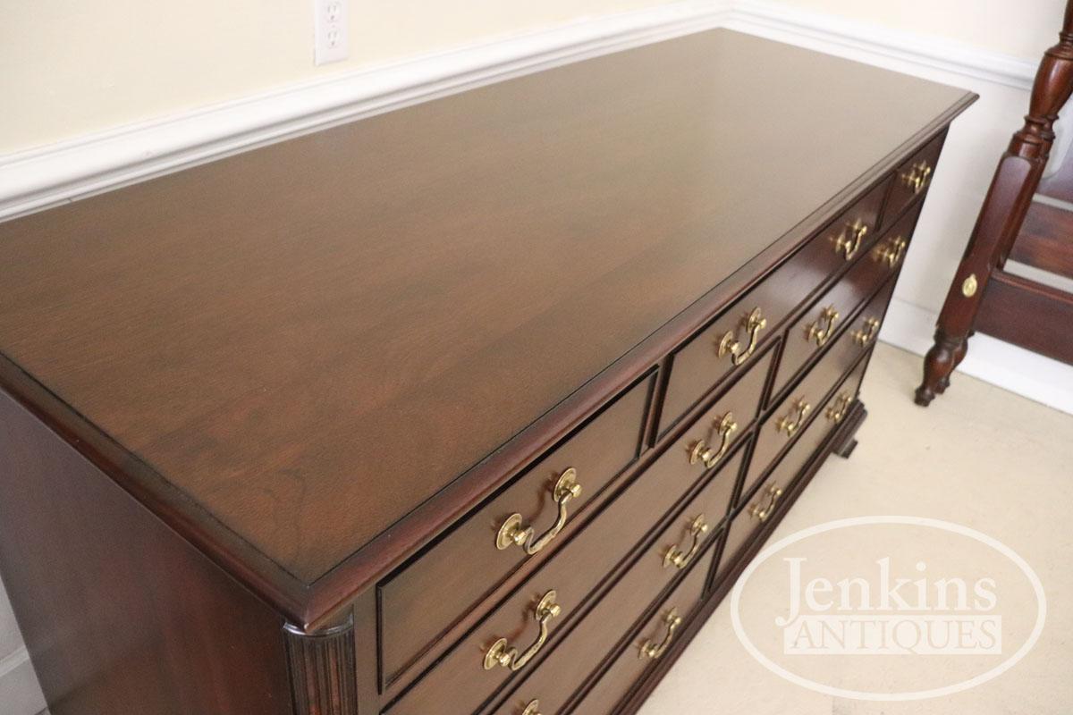 Henkel Harris Mahogany 166 Dresser Jenkins Antiques